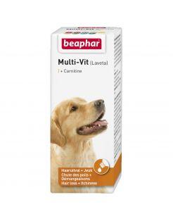 Beaphar Laveta Hond Carnithine - Voedingssupplement - Huid - Vacht - 50 ml