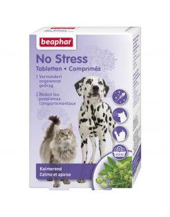 Beaphar No Stress Tabletten - Anti stressmiddel - 20 stuks