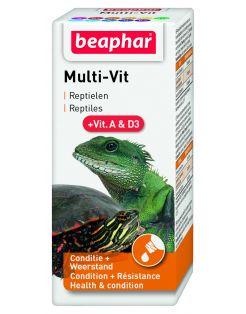Beaphar Multi-Vit Reptielen - Supplement - 20 ml