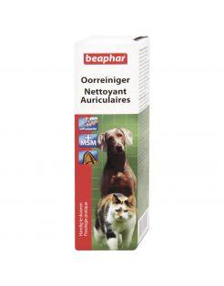 Beaphar Oorreiniger - Oorverzorgingmiddel - 50 ml