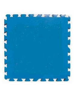 Aqua-Fun Zwembad Ondertegels - Grondzeilen - 50x50x0.4 cm Blauw 8 stuks