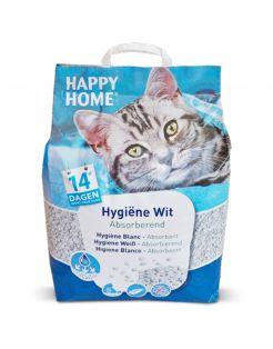 Happy Home White - Kattenbakvulling - 20 l per stuk