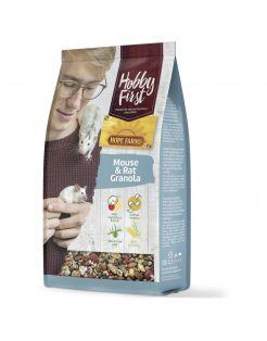 Hobbyfirst Hope Farms Mouse & Rat Granola - Rattenvoer - 800 g