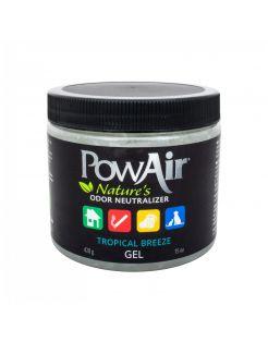 Powair Gel Tropical Breeze - Geurverdrijver - 400 g