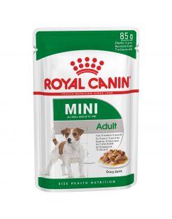 Royal Canin Mini Adult Natvoer - Hondenvoer - 12x85 g