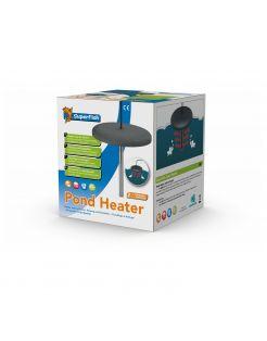 Superfish Vijververwarmer - Verwarming - 26 cm Grijs 150 Watt