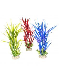 Aqua Della Decor Plant Amazone - Aquarium - Kunstplant - 30 cm Assorti