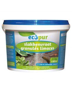 Ecopur Slakkenvraat Strooikorrels - Ongediertebestrijding - 2.5 kg