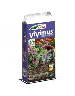 Dcm Vivimus Heide Rhodo En Zuurminnend - Bodemverbetering - 40 l