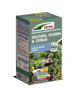 Dcm Meststof Olijven Vijgen & Citrus - Siertuinmeststoffen - 1.5 kg