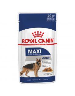 Royal Canin Maxi Adult Natvoer - Hondenvoer - 10x140 g