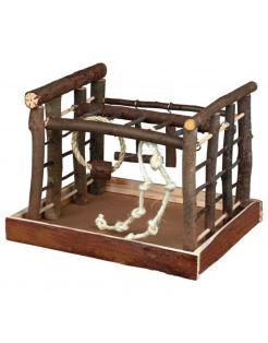 Trixie Natural Living Speelplaats - Speelgoed - 35x29x25 cm
