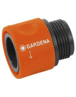 Gardena Slangstuk Tbv Wasautomaat (3/4 Inch) - Slangkoppeling -