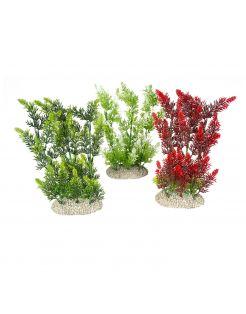 Aqua Della Decor Plant Eledea Densa - Aquarium - Kunstplant - 25 cm Assorti