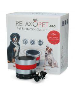 Relaxopet Pro Dog - Anti stresssysteem - 6.2X5.5 cm Metallic Rood