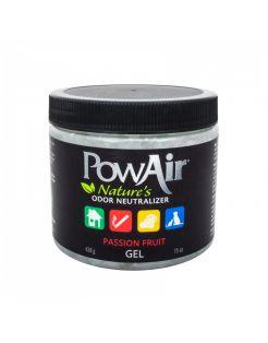 Powair Gel Passion Fruit - Geurverdrijver - 400 g