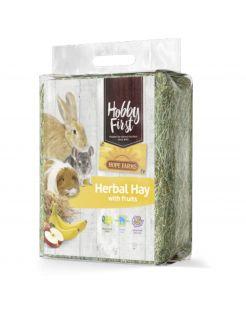Hobbyfirst Hope Farms Herbal Hay With Fruits - Ruwvoer - 1 kg