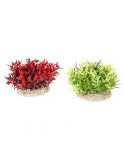 Aqua Della Decor Plant Mos - Aquarium - Kunstplant - 7.5 cm Assorti