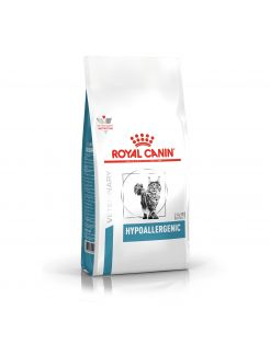 Royal Canin Veterinary Diet Hypoallergenic - Kattenvoer - 400 g