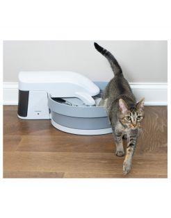 Petsafe Simply Clean Automatic Litter Box - Kattenbak - Grijs