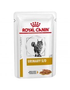 Royal Canin Veterinary Diet Urinary S/O Morsels Gravy Wet - Kattenvoer - 12x85 g