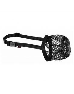 Trixie Anti-Lokaas-Snuitje - Hondenopvoeding - 22-56 cm Zwart Xl