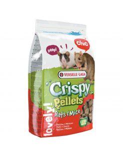 Versele-Laga Crispy Pellets Rat & Muis - Rattenvoer - 1 kg per stuk