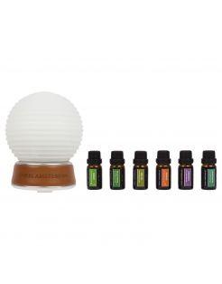 Nikki.Amsterdam Aroma Diffuser Verdamper - Tuinverlichting - 3 ml