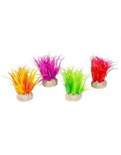 Aqua Della Decor Plant Hair Grass - Aquarium - Kunstplant - 6 cm Assorti