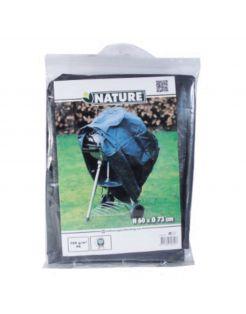 Nature Hoes Voor Barbecue - Barbecue - 60x73 cm Grijs