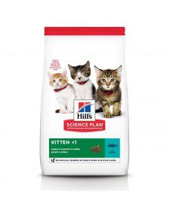 Hill's Feline Kitten - Kattenvoer - Tonijn 1.5 kg