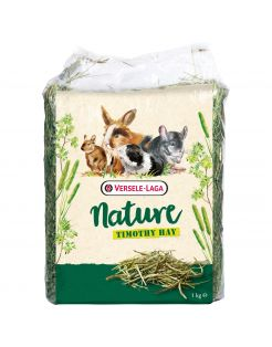 Versele-Laga Nature Timothy Hay - Ruwvoer - Naturel 1 kg