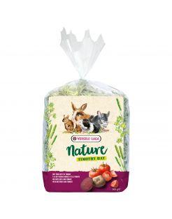Versele-Laga Nature Timothy Hay - Ruwvoer - Biet Tomaat 500 g