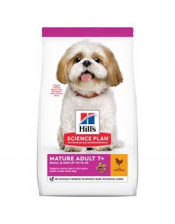 Hill's Canine Mature Adult Small&Mini - Hondenvoer - Kip 3 kg