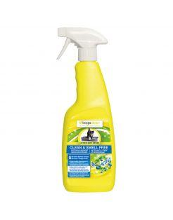 Bogaclean Clean & Smell Free Litterbox Spray - Kattenbakreinigingsmiddelen - 500 ml