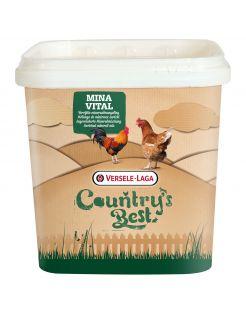 Versele-Laga Country`s Best Minavital - Supplement - 4 kg