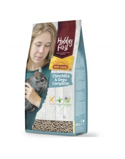 Hobbyfirst Hope Farms Chinchilla & Degu Complete - Chinchillavoer - 1.5 kg