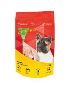 Energique Puppy - Diepvriesvoer - 3 kg