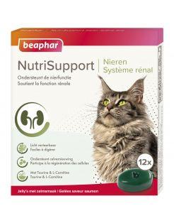 Beaphar Nutrisupport Kat Nieren - Voedingssupplement - Nieren - 12 stuks