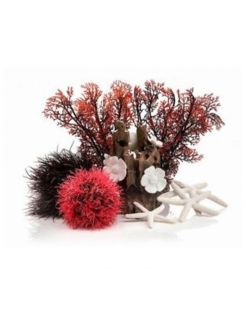 Biorb Easy Decor Kit - Aquarium - Ornament - 15 l Rood
