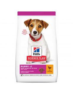 Hill's Canine Puppy Small & Mini - Hondenvoer - Kip 3 kg