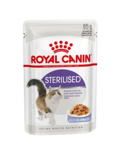 Royal Canin Sterilised In Jelly - Kattenvoer - 12x85 g