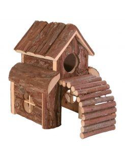 Trixie Natural Living Huis Finn - Kooi Accessoire - 13x20x20 cm