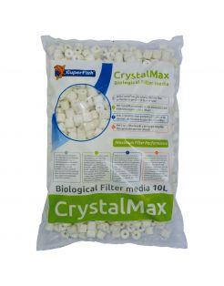 Superfish Crystal Max Filtermateriaal - Filters - 20 cm 10 l Wit