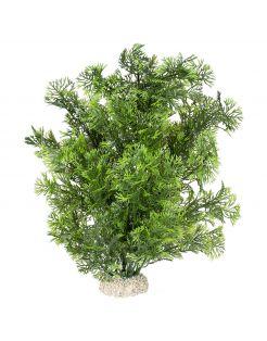 Aqua Della Decor Plant Phoenix - Aquarium - Kunstplant - 30 cm Donkergroen