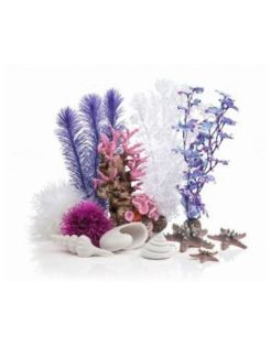 Biorb Easy Decor Kit 30l Pink - Aquarium - Ornament -