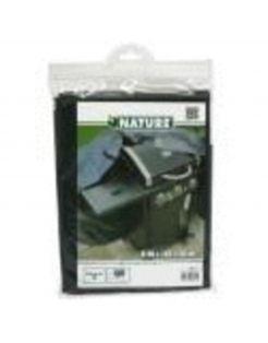 Nature Hoes Voor Barbecue - Barbecue - 58x103x58 cm Grijs