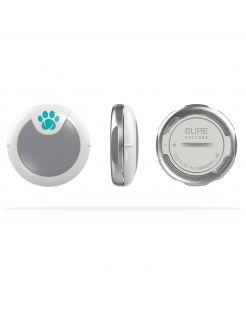 Sure Petcare Animo Gedragsmonitor Voor Honden - Activiteitentracker - 37 mm 22 g Grijs