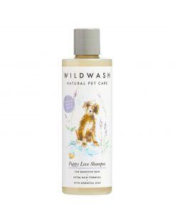 Wildwash Shampoo Puppy Love - Hondenvachtverzorging - 250 ml