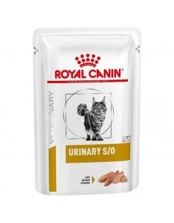 Royal Canin Veterinary Diet Urinary S/O Loaf Wet - Kattenvoer - 12x85 g